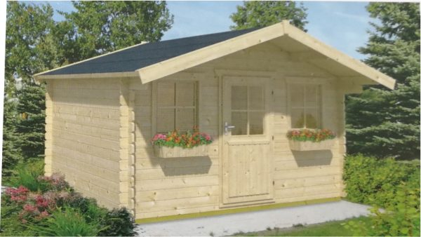 Drvene kućice